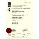 Product Listing Certificate